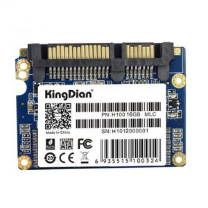 Kingdian Half Slim H100 1.8″ SSD – 16GB