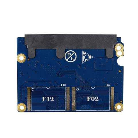 "Kingdian Half Slim H100 1.8"" SSD - 32GB back"