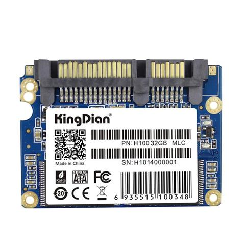 Kingdian Half Slim H100 1.8″ SSD – 32GB