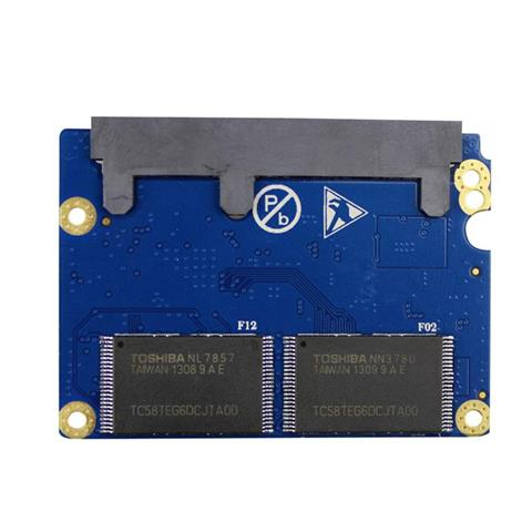 "Kingdian Half Slim H100 1.8"" SSD - 8GB - Back"