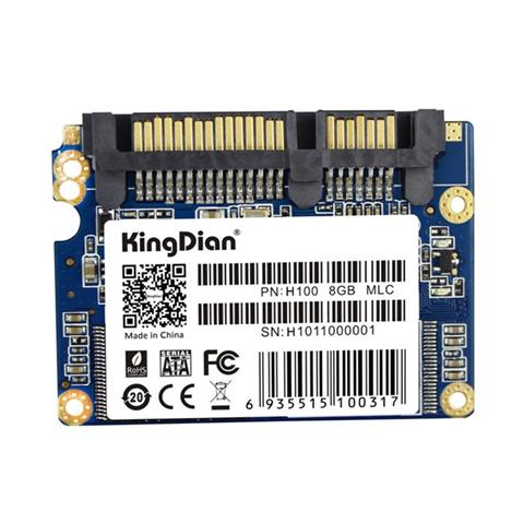 Kingdian Half Slim H100 1.8″ SSD – 8GB