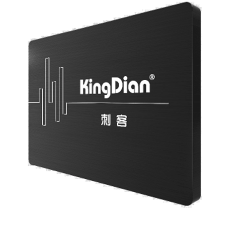 Kingdian S280 SATA III SSD - Side